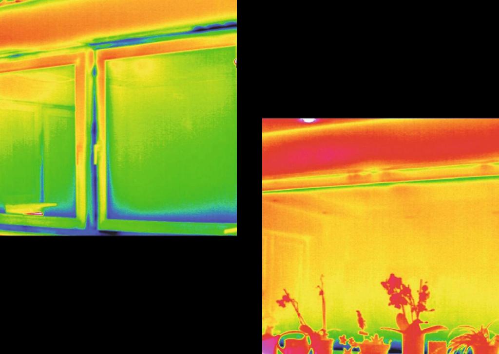 Az árnyékolás hőszigetelési hatékonysága megkérdőjelezhetetlen